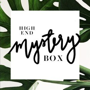 RESELLER MYSTERY BOX - 5 Items High end